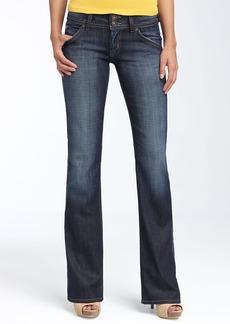 Hudson Jeans Signature Flap Pocket Bootcut Jeans (Elm)