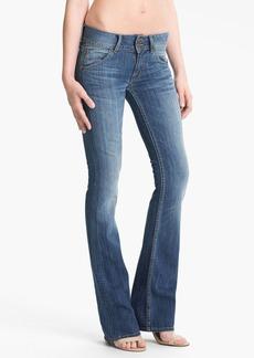 Hudson Jeans Signature Flap Pocket Bootcut Jeans (Milo)