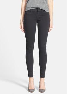 Hudson Jeans 'Spirit Punk' Zip Detail Skinny Jeans (Rendezvous)