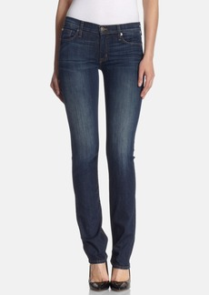 Hudson Jeans 'Tilda' Mid Rise Straight Jeans (Siouxsie)
