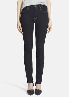 Hudson Jeans 'Tilda' Mid Rise Straight Leg Jeans (Storm)
