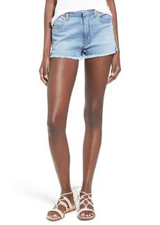 Hudson Jeans 'Tori' High Rise Cutoff Denim Shorts
