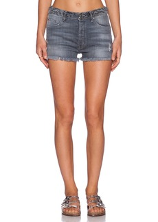 Hudson Jeans Tori Vice Versa Cut Off Short