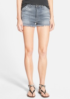 Hudson Jeans 'Tori Vice Versa' Cutoff Denim Shorts (Twin Coast)