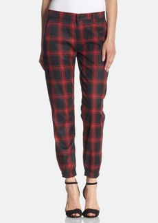Hudson Jeans 'Vanish' Plaid Chino Pants (Plaid)