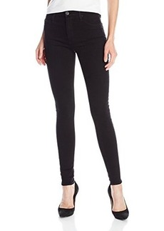 Hudson Jeans Women's Barbara High-Waisted Skinny Jean In Black
