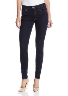 Hudson Jeans Women's Barbara High-Waisted Skinny Jean In Storm