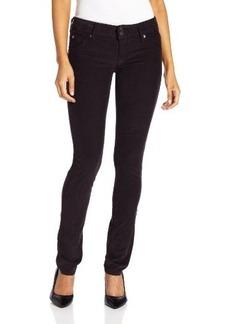 Hudson Jeans Women's Collin Midrise Skinny Cord