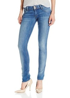 Hudson Jeans Women's Collin Skinny Jean In Solitude