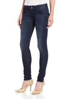 Hudson Jeans Women's Mid-Rise Collin Skinny Jean in Sioxsie