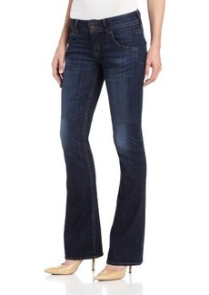 Hudson Jeans Women's Mid-Rise Signature Boot Jean in Undertones