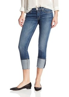 Hudson Jeans Women's Muse Crop Jean In Hackney