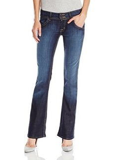 Hudson Jeans Women's Petite Signature Boot Jean in Elm