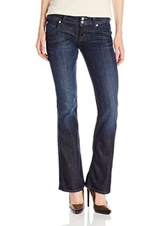 Hudson Jeans Women's Petite Signature Bootcut Jean in Savage