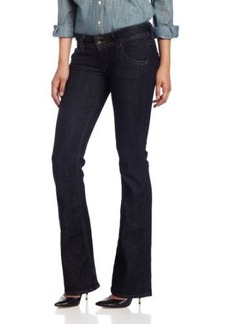 Hudson Jeans Women's Petite Signature Boot Jean in Lisa