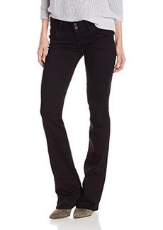 Hudson Jeans Women's Tall-Boot Supermodel Jean In Black