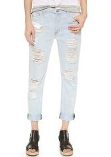 Hudson Jude Cropped Jeans