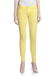 Hudson Krista Colored Super Skinny Jeans
