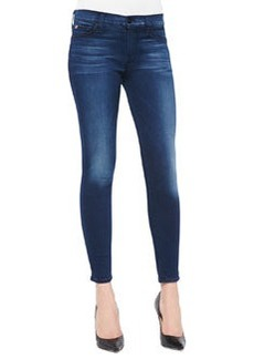 Hudson Krista Contrary Faded Cropped Skinny Jeans