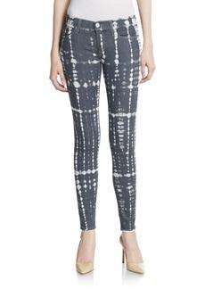 Hudson Krista Dyed Skinny Jeans