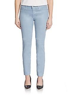 Hudson Krista Skinny Coated Denim Jeans