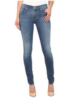 Hudson Krista Skinny Jeans in Shore Bird