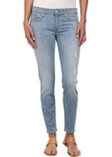 Hudson Krista Super Skinny Crop Jeans in Mulholland