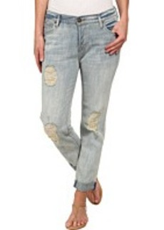 Hudson Leigh Boyfriend Jeans in Weekend Warrior