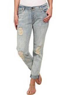 Hudson Leigh Boyfriend Jeans in Weekend Warrior