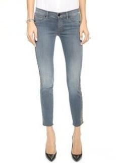 Hudson Luna Skinny Cropped Jeans