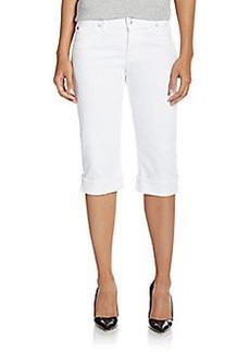 Hudson Malibu Capri Jeans