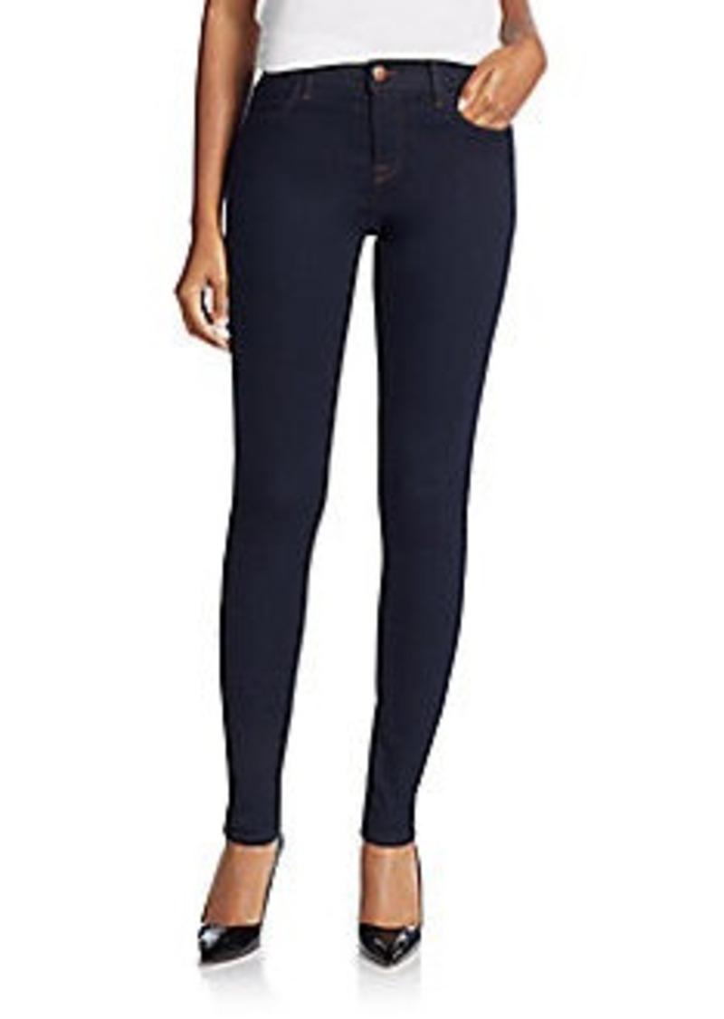 j brand j brand maria high rise skinny jeans denim shop it to me. Black Bedroom Furniture Sets. Home Design Ideas