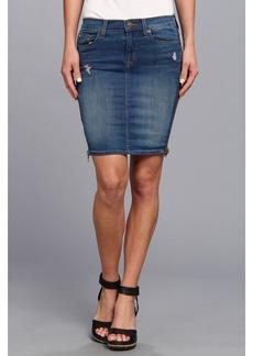 Hudson Marianne Pencil Skirt in Foxey