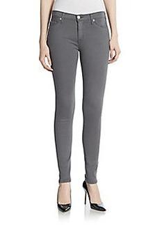 Hudson Mid-Rise Skinny Jeans