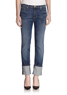 Hudson Muse Cropped Jeans