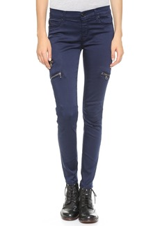 Hudson Mystic Super Skinny Crop Pants