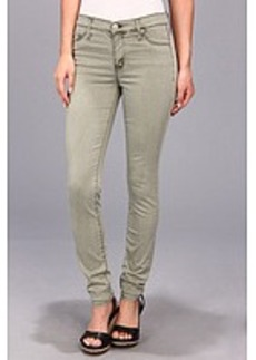 Hudson Nico Mid-Rise Super Skinny in Washed Forest
