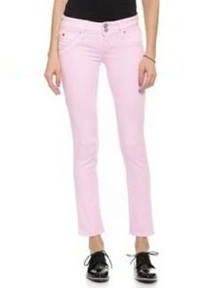 Hudson Nicole Ankle Skinny Jeans