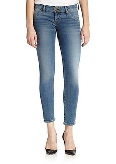 Hudson Nicole Skinny Ankle Jeans