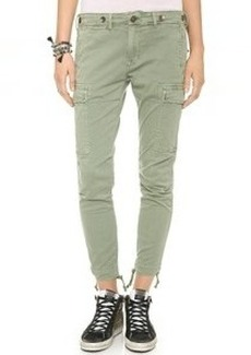 Hudson Rowan Slouchy Skinny Cargo Pants