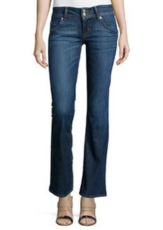 Hudson Signature Boot-Cut Jeans, Enlightened