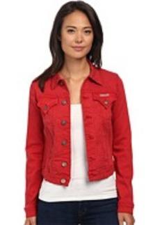 Hudson Signature Jacket in Cherry