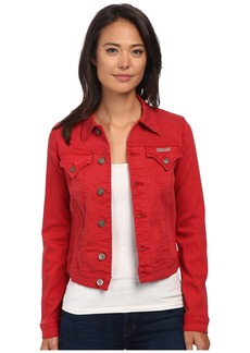 Hudson Signature Jacket in Cherry