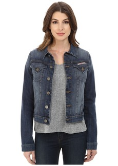 Hudson Signature Jean Jacket in Tambourine