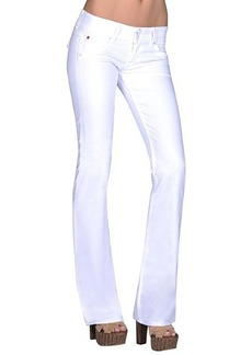 Hudson Signature Supermodel Bootcut in White