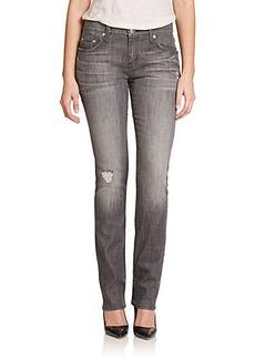Hudson Skylar Relaxed Slim Straight Jeans