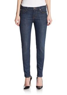 Hudson Super Skinny Stretch Denim Jeans