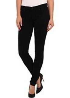 "Hudson Supermodel Krista Super Skinny 32"" Inseam in Black"