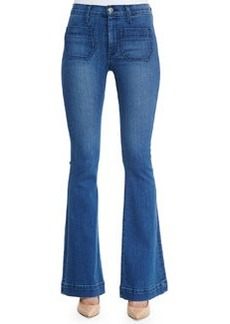 Hudson Taylor High-Rise Superior Flared Jeans
