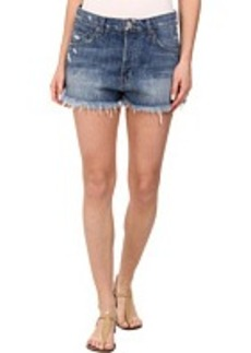 Hudson Tori Slouch Shorts in Angeleno